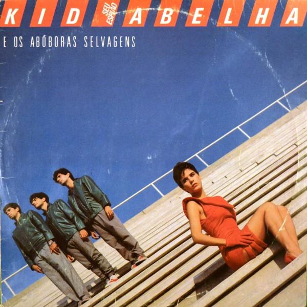 LP/CD SEU ESPIÃO - Kid Abelha e Os Abóboras Selvagens