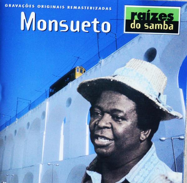 CD RAÍZES DO SAMBA - MONSUETO