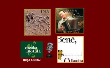 A música do passado e do presente no Circular Brasil