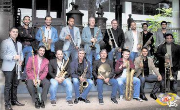 Nasce uma big band em Minas Gerais