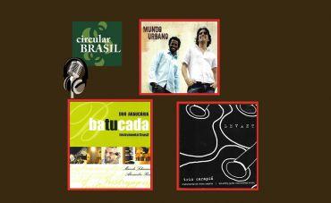 Venha conhecer a diversidade do Instrumental do Sul e Sudeste!