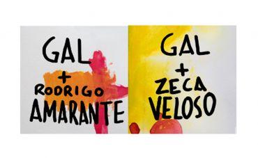Novo álbum de Gal Costa será lançado em 5 pares de singles