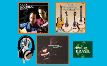 Conheça o Choro do Sexteto Capibaribe e ainda o pianista Pablo Lapidusas e o Duo Barros Reis