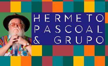 """Hermeto Pascoal e Grupo em dose dupla, """"No mundo dos sons"""""""