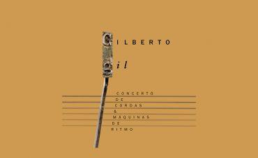 'Concerto de Cordas e Máquinas de Ritmo', de Gilberto Gil,  ganha EP nas plataformas digitais