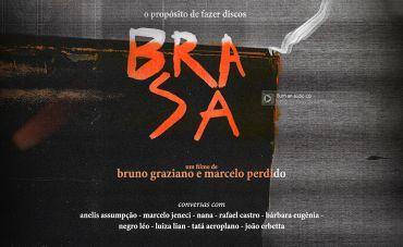 Filme 'Brasa' analisa a criação musical artística com diversas participações especiais