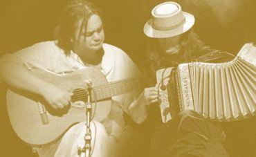 Borghetti e Yamandu incendeiam a música do Mercosul