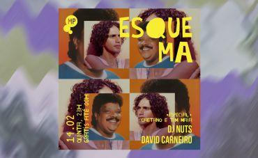 Esquema Especial: Caetano e Tim Maia com DJ Nuts e David Carneiro