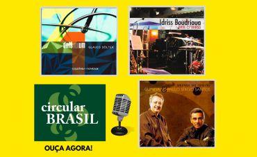 Conheça a diversidade do som instrumental de Três Brasileiros e um Francês!