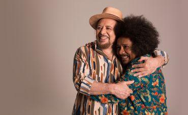 Geraldo Azevedo e Chico César mostram música inédita