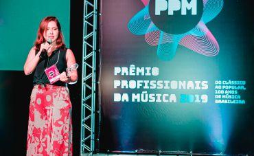 O IMMuB entre os vencedores do Prêmio Profissionais da Música