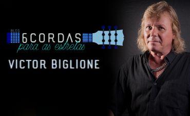 Victor Biglione comemora 60 anos lançando site com vídeos históricos dos seus 40 anos de carreira