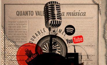 Quanto valia e quanto vale o trabalho em música?