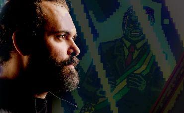Artur Nabeth lança o álbum 'Mitos', seu primeiro trabalho solo