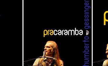 """Gessinger lança com clipe a inédita """"Pra caramba"""""""