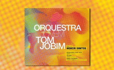 Orquestra Tom Jobim grava Moacir Santos e faz concertos em São Paulo