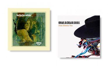 A primeira e a última vez de Bebeto Alves em dois CDs