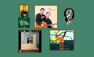Talentos do violão, piano e contrabaixo no Circular Brasil