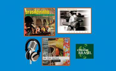 O caldeirão criativo da Música Instrumental no Brasil!