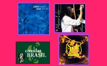 O Circular Brasil faz um giro pela Música Instrumental do Rio de Janeiro, da Bahia e Pernambuco
