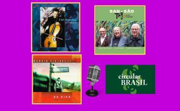 Conheça o suave som de Rock Instrumental do Ferraro Trio (SE), Fabiano Araújo (ES) e Grupo Água Viva