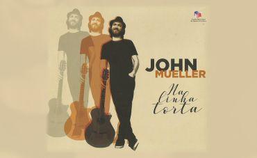 """""""Na linha torta"""", de John Mueller tem Guinga e Cristóvão Bastos"""