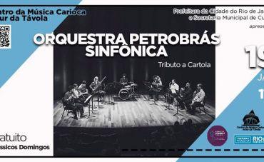 Orquestra Petrobras Sinfônica apresenta série de concertos em Tributo à Cartola