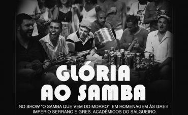 Glória ao Samba - Homenagem à Estação Primeira de Mangueira