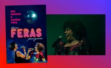 Dhu Moraes e Sandra Pêra falam do DVD