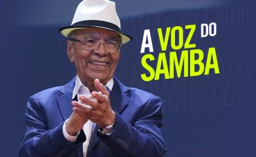 A voz do samba