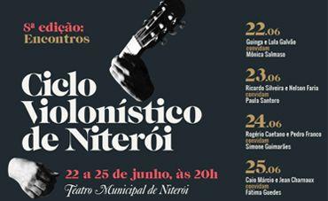 Violões e vozes de primeiríssima em Niterói