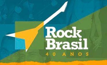 Rock Brasil 40 anos, o maior Festival de Música do ano, vai começar! Primeira parada: Rio de Janeiro