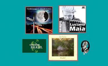 Conheça a Música de Torcuato Mariano, Luciano Maia e Léa Freire
