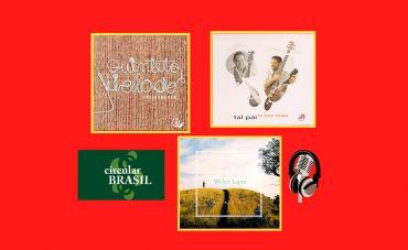 Vamos celebrar a Música Instrumental do Quinteto Violado, Zé Luis Maia e Weber Lopes
