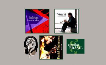 As atrações do Circular Brasil desta semana vêm do Sul, do Sudeste e do Nordeste