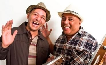 Caju e Castanha, a rivalidade na área musical
