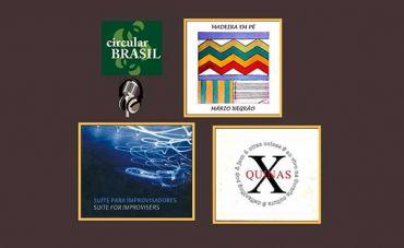 Instrumentistas compositores no Circular Brasil!