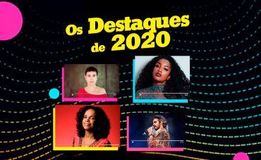 Os destaques musicais de 2020