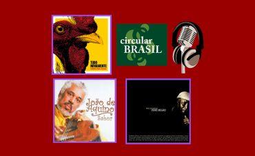 Dois violonistas e um maestro no Circular Brasil desta semana