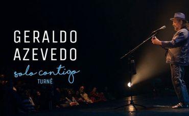 Geraldo Azevedo apresenta turnê 'Solo Contigo' no Teatro Rival