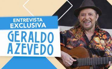 Geraldo Azevedo fala ao IMMuB sobre sua música e os planos futuros