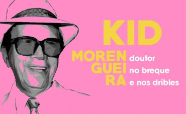 Kid Morengueira, doutor no breque e nos dribles