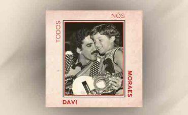 Moraes Moreira ganha homenagem de Davi Moraes em novo EP