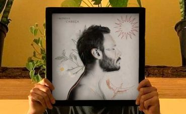 Gravado entre Brasil e Portugal, 'Minha Cabeça' é o novo álbum de Paulo Novaes