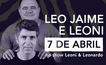 Leoni e Leonardo formam dupla (urbana) e lançam single inédito