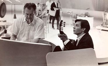 Sinatra e Jobim comemorativo