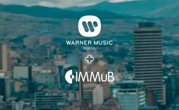 Parceria musical: IMMuB e Warner Music Brasil