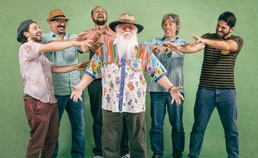 "Maestro Hermeto e sua big band em ""Natureza universal"""