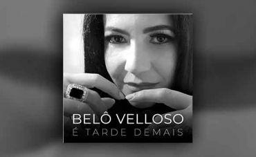 Bellô Velloso lança single com nova versão de 'É Tarde Demais', sucesso do Raça Negra