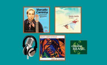 O Circular Brasil traz sotaques do Sul e Sudeste